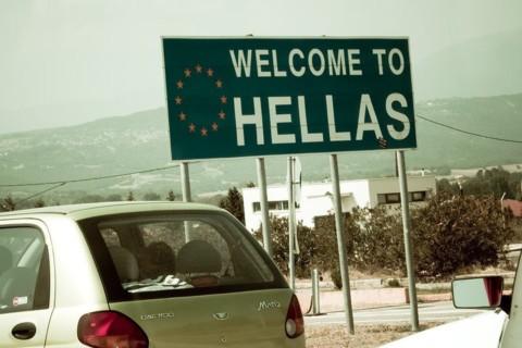 Vožnja u Grčkoj