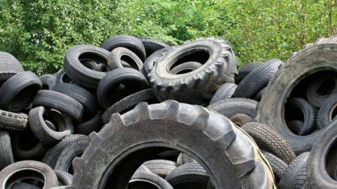 Čuvanje guma van sezone