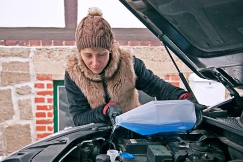 Priprema auta za zimu
