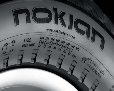 Nokian WR C Van