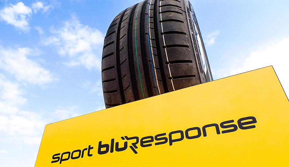 Dunlop Sport BluResponse SLIKA 1