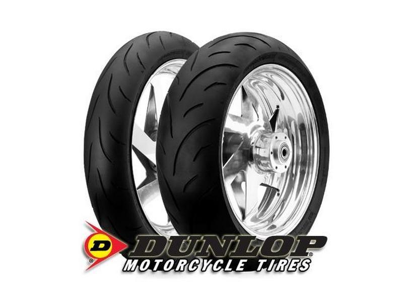 Dunlop moto gume
