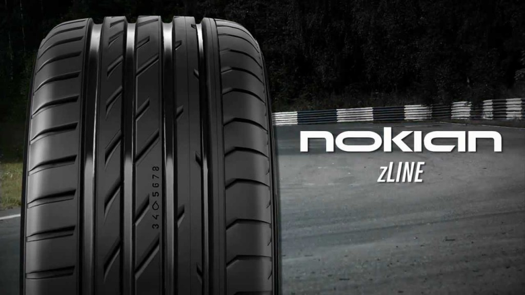 Nokian zLine Guma za sportsku vožnju