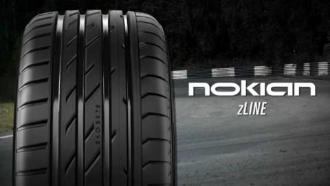 Nokian zLine: Guma za sportsku vožnju
