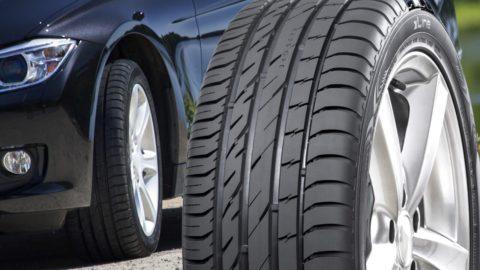 Za snažne automobile: Nokian Line