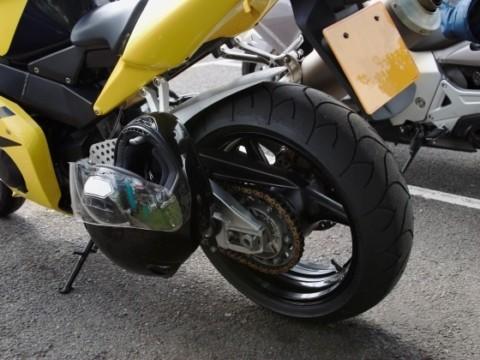 Uradi sam: Čišćenje i poliranje moto-guma