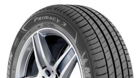 Trostruka snaga: Michelin Primacy 3
