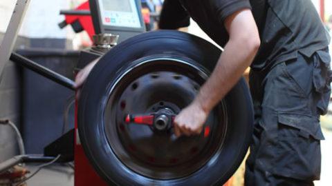 Zašto je balansiranje točkova važno za gume?