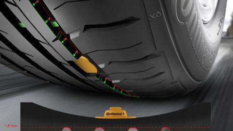 Continental: Pametne gume koje mere pritisak