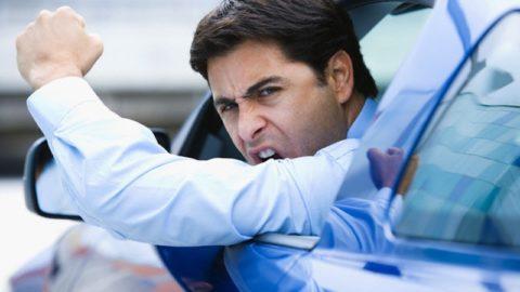 Kako se poneti prema agresivnim vozačima?