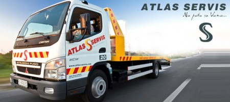 Poklon - Atlas pomoć na putu