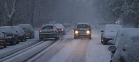 Zimski uslovi vožnje