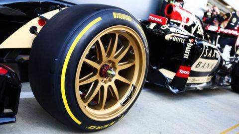 Da li biste kupili gume iz Formule 1?