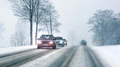 Da vožnja po snegu ne bude bauk