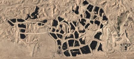 Groblje guma u Kuvajtu