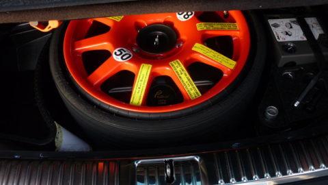 Rezervna guma prilagodljiva svim dimenzijama