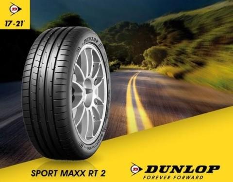 3 karakteristike letnjih guma Dunlop Sport Maxx RT2