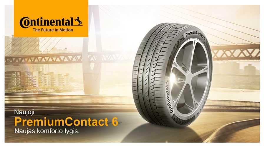 Novi Continental Premium Contact 6