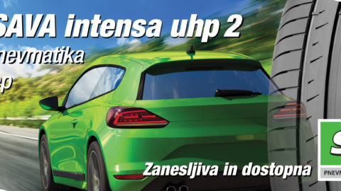 SAVA INTENSA UHP 2 – letnja auto guma iz porodice GoodYear