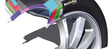 Revolucionarna tehnologija RunOnFlat guma