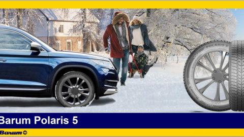 Povoljne i dugotrajne – auto i SUV gume Barum Polaris 5