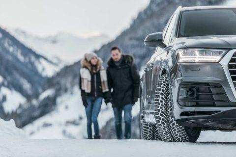 Nadmudrite zimu pomoću guma Nokian WR SUV4