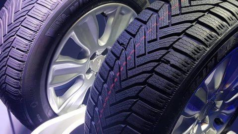 Zimske auto gume Michelin Alpin 6