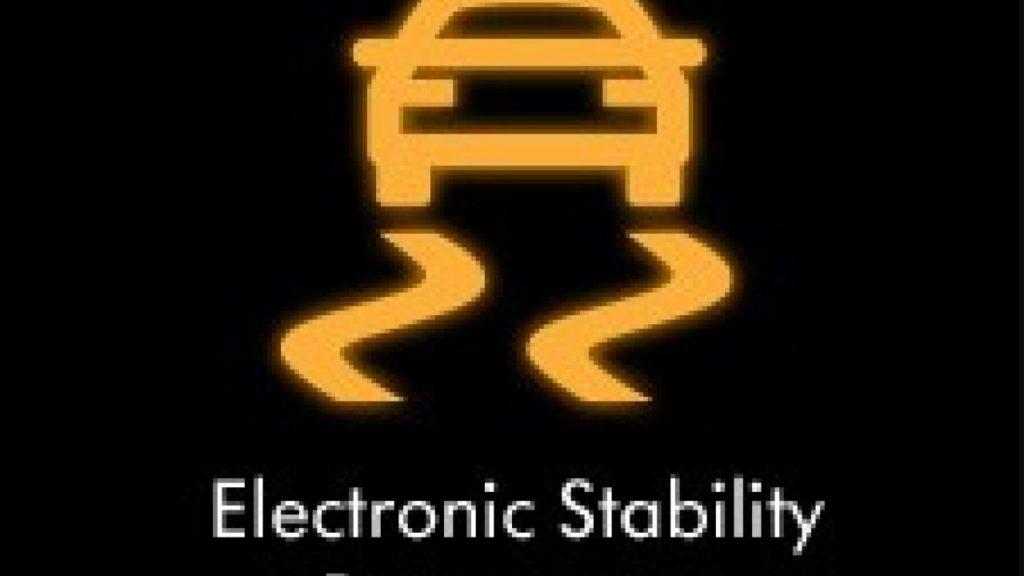 ESP svetlo na kontrolnoj tabli