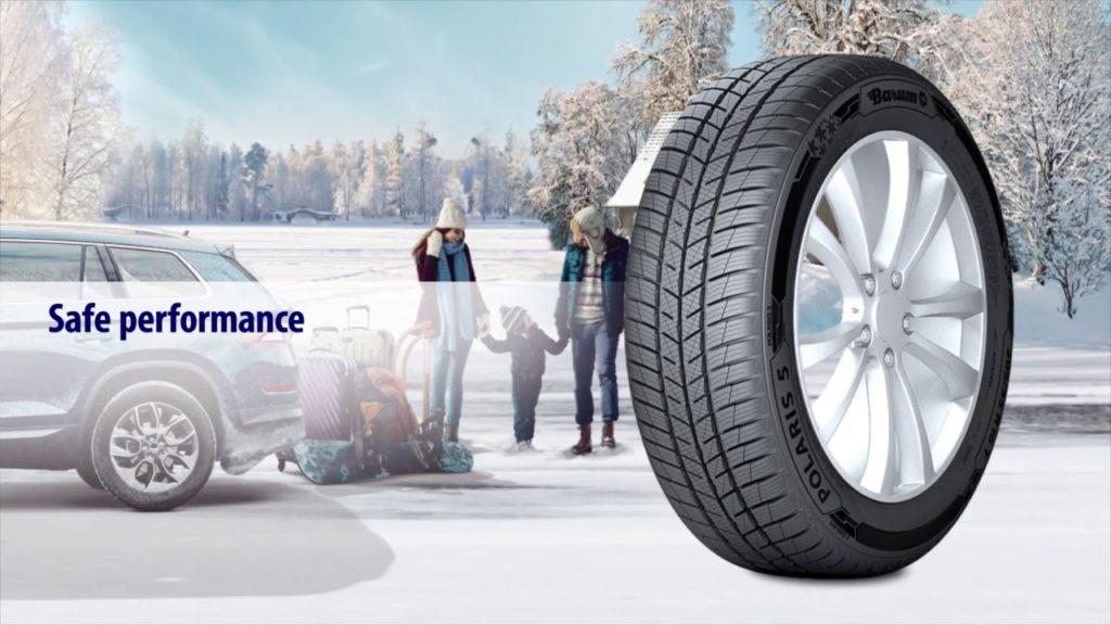 Auto i SUV gume Barum Polaris 5 dobre gume po prihvatljivoj ceni