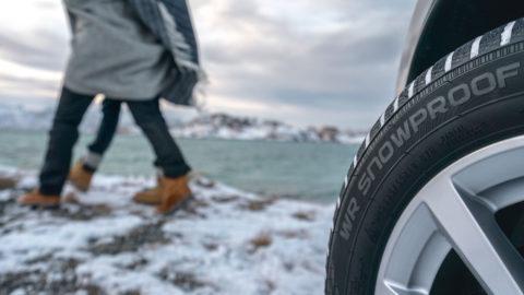 Moćne zimske gume Nokian WR Snowproof