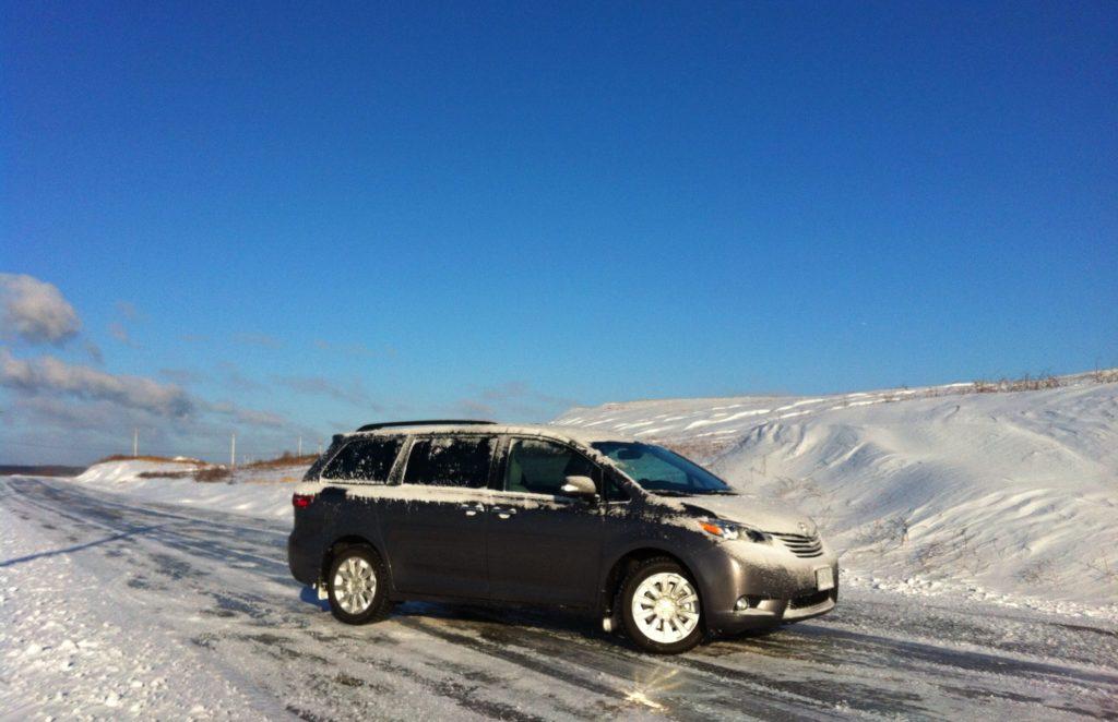 Saveti za bezbednu vožnju po snegu