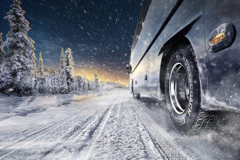 9 saveta za bezbednu vožnju po snegu