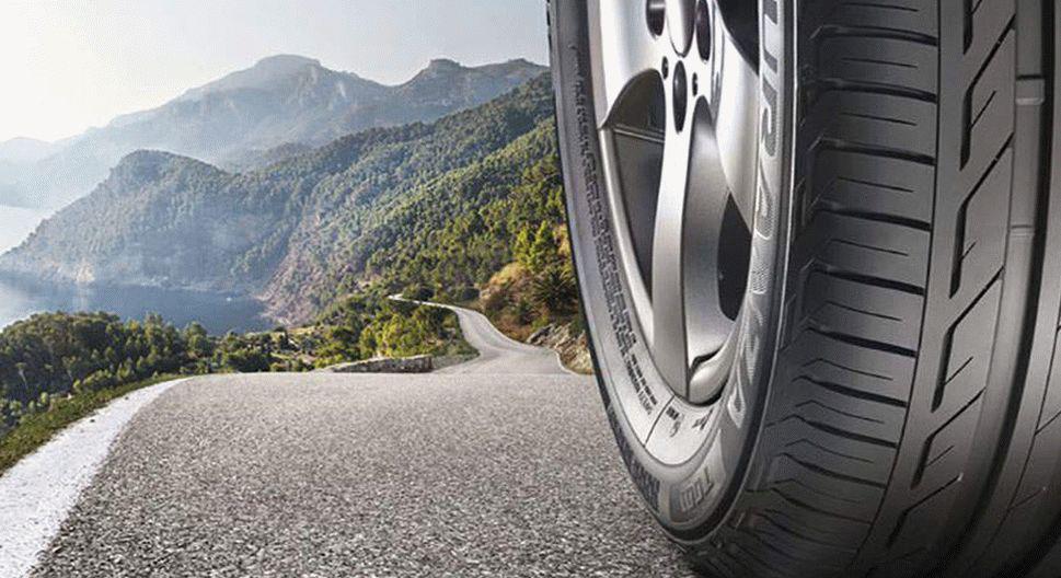Put u letnjim uslovima zahteva letnje gume