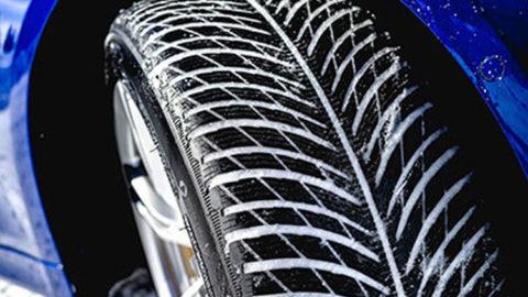 SUV gume Michelin Pilot Alpin 5 SUV
