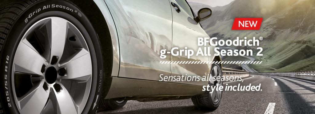 BF Goodrich g-Grip All Season 2 obećavaju mnogo