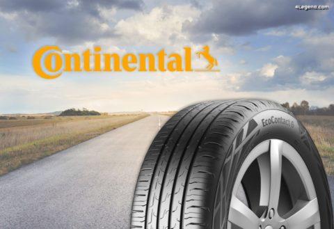 Continental EcoContact 6 proizvod visoke tehnologije