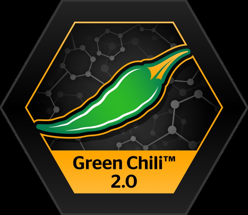 Napredna tehnologija smeše GreenChilli 2.0.