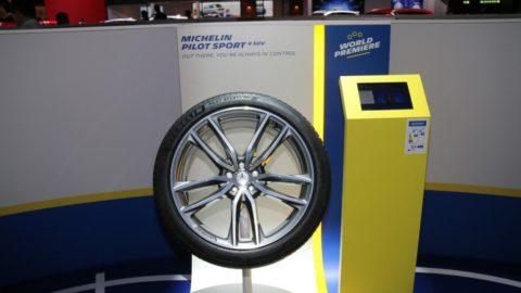 Letnji Michelin Pilot Sport 4 SUV