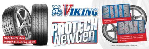 Odlično izbalansirane gume Viking ProTech NewGen