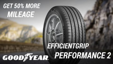 GoodYear EfficientGrip Performance2 – pobednik na testovima