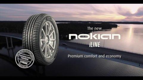 Nokian iLine – udobnost i komfor bez kompromisa