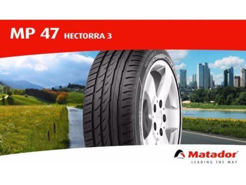 Letnje gume Matador MP47 Hectorra 3
