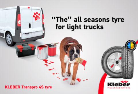 Kleber Transpro 4S – pouzdana vožnja tokom cele godine