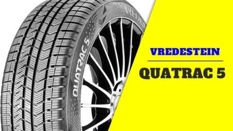 Spoj leta i zime – Vredestein Quatrak 5 guma za sve sezone!