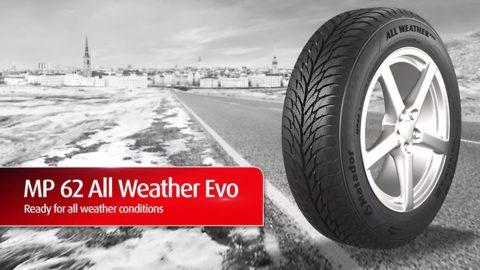 Matador MP62 All Weather Evo za 4 sezone