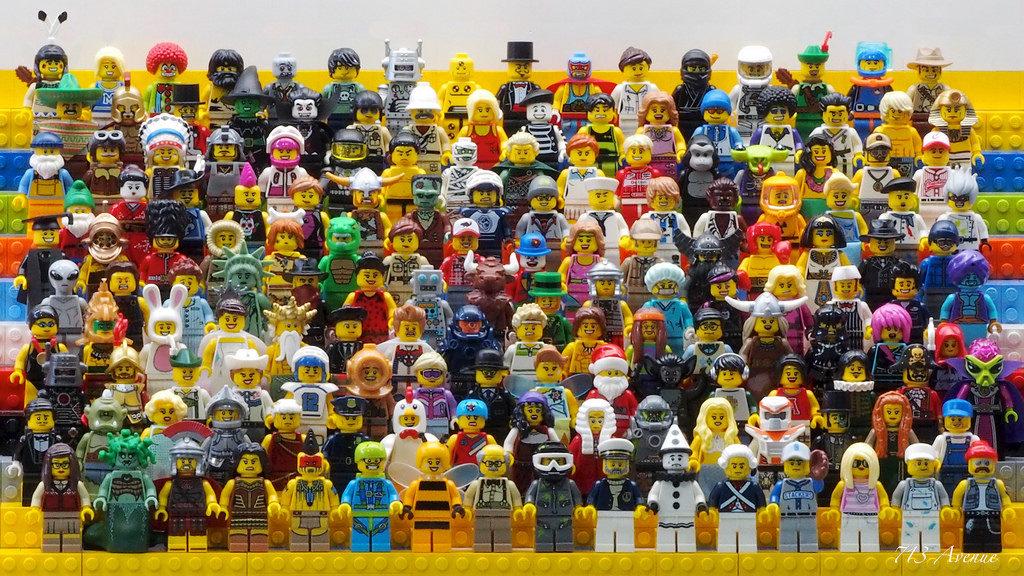 Lego - najveći  proizvođač guma na svetu!