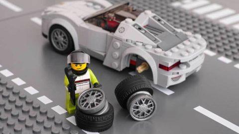 Lego – najveći  proizvođač guma na svetu!