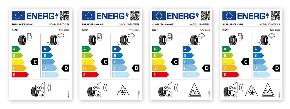 Unapređene oznake o karakteristikama guma po propisima EU