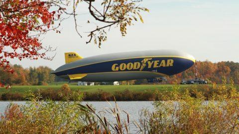 Čuveni GoodYear cepelin – ikona kompanije više od jednog veka