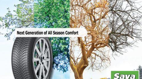 Sava All Weather – nova generacija guma za sve sezone